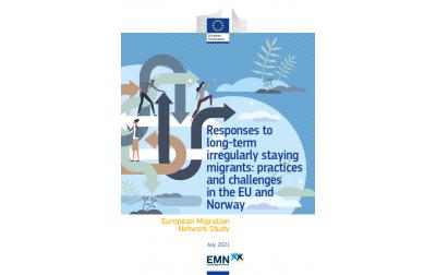 EMN išleido studiją, nagrinėjančią ilgą laiką neteisėtai šalyje esančių migrantų situaciją