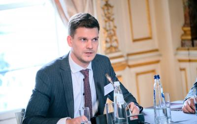 Eitvydas Bingelis is appointed as the new Head of the IOM Office in Vilnius