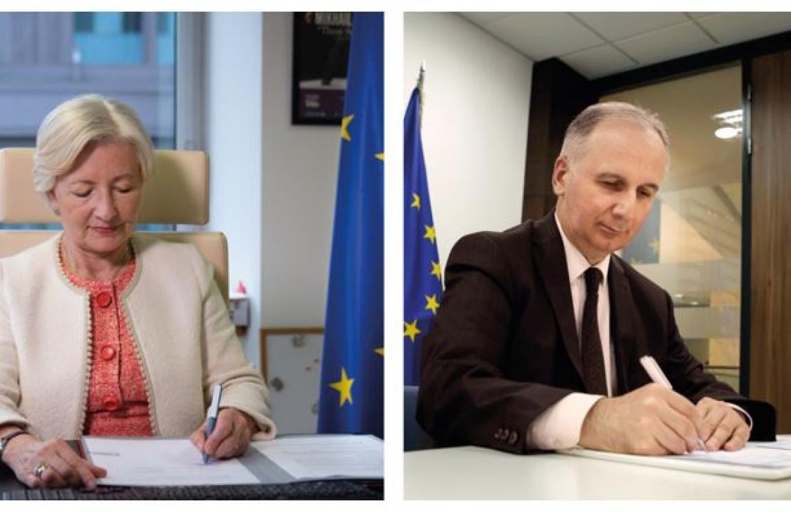 Sakartvelas ir Moldova prisijungė prie EMN