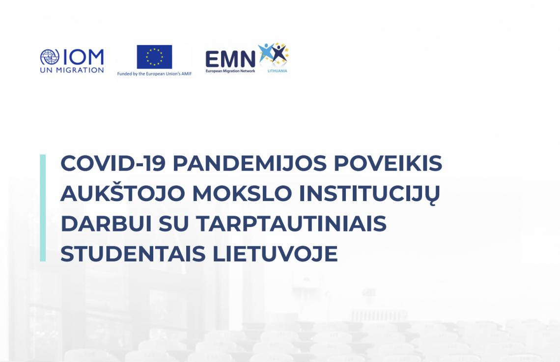 Tarptautiniai studentai Lietuvoje: ką pakeitė pandemija?
