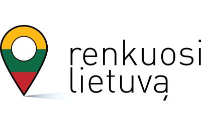 """Užsienyje gyvenantys lietuviai kviečiami dalyvauti konkurse """"Renkuosi Lietuvą"""""""