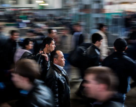 Teisėtų migracijos kelių ieškojimas, siekiant išpildyti darbo jėgos poreikius - 2021 m. (EN)