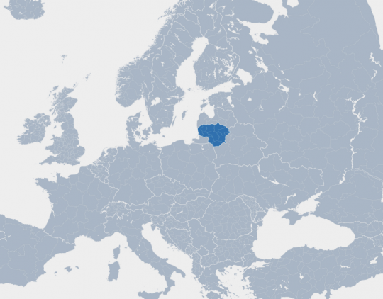 Studentų iš trečiųjų šalių imigracija į ES - 2013 m. (EN)