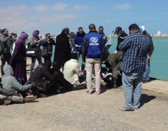 Migrantų judėjimas Viduržemio jūra – 2015 m. (EN)