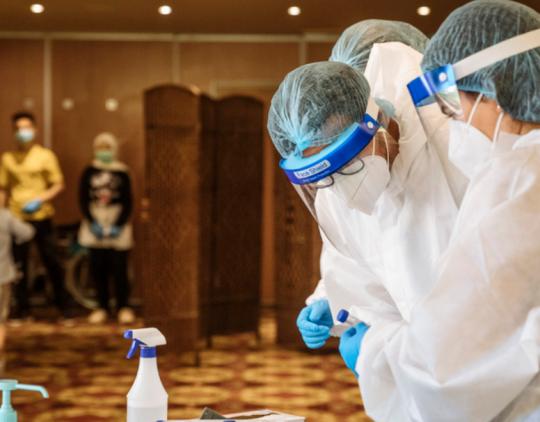 Darbo jėgos migracijos išlaikymas būtiniausiuose sektoriuose COVID-19 pandemijos laikotarpiu - 2020 m. (EN)